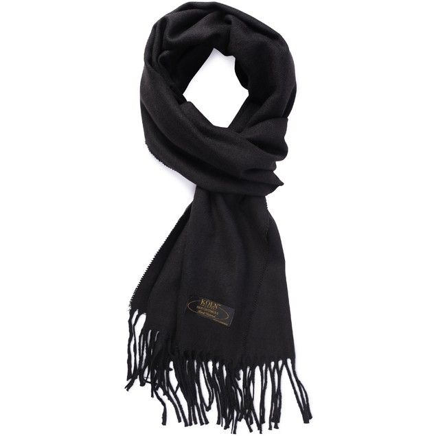 100% Cashmere Unisex Wool Scarf Premium Quality- Multiple Styles
