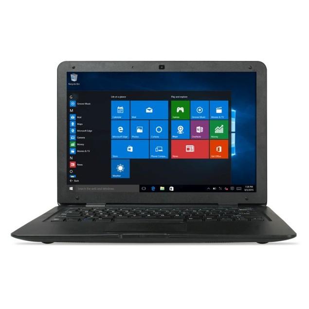 "Kocaso W1410 14"" Windows Notebook, Intel Quad, Microsoft Office, 32GB"