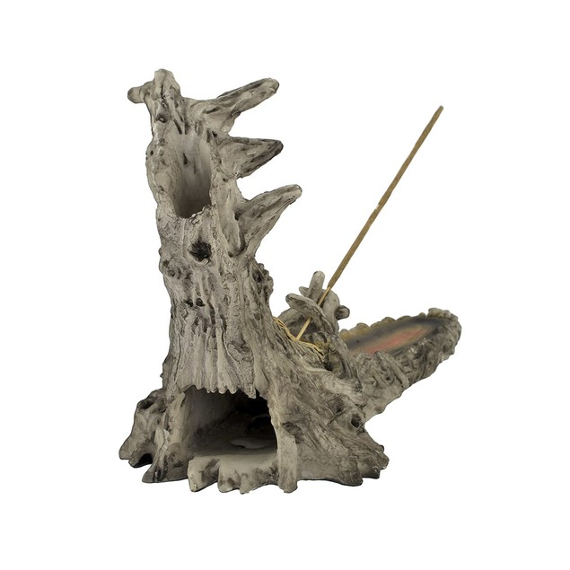 Treebeard Stick And Cone Incense Burner Lotr Green Incense Holders