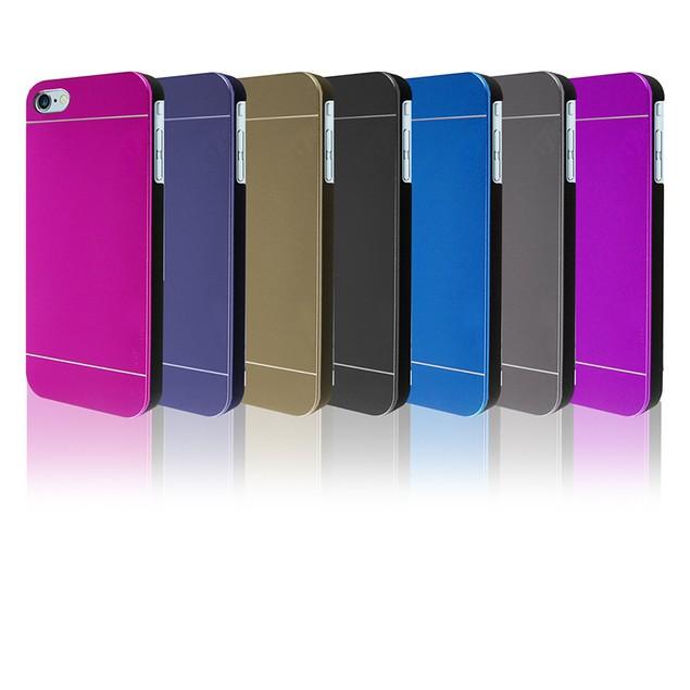"""iPhone 6 Plus 5.5"""" Shiny Reflection Slim Case"""