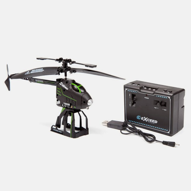 World Tech Toys 2.5CH RTF IR RC Pocket Heli