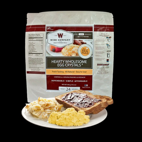 Wise Foods - Real Eggs (24 Serving)