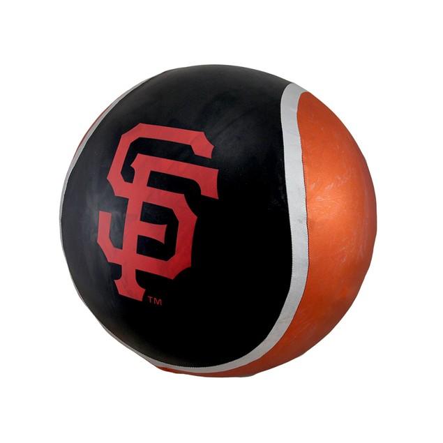 14 Inch Diameter Yall Ball San Francisco Giants Toy Balls