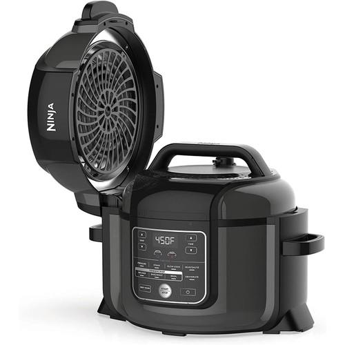 Ninja Foodi 6.5 Quart 9-in-1 Pressure Cooker and Air Fryer