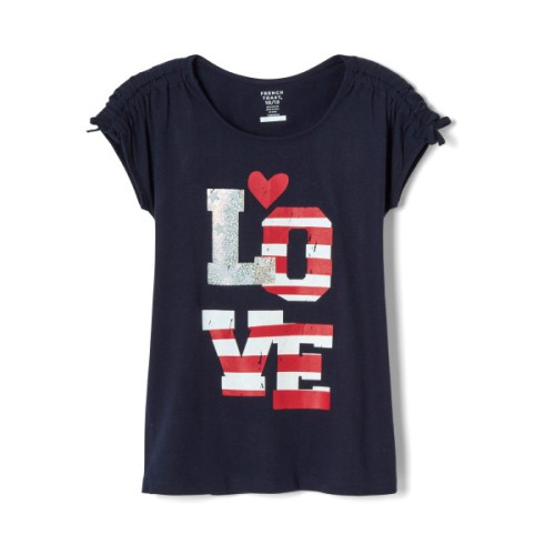 3-Pack French Toast Girls Summer Set - Love
