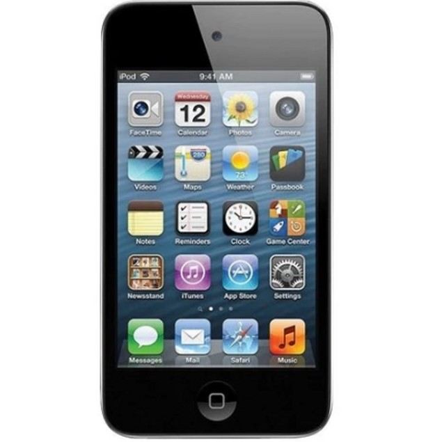 Apple iPod Touch 16GB 5th Generation (Space Gray)