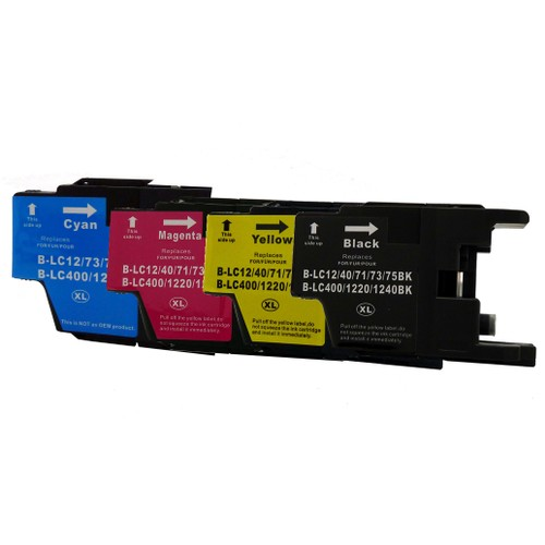 Brother LC75 Compatible Ink 4-Pack