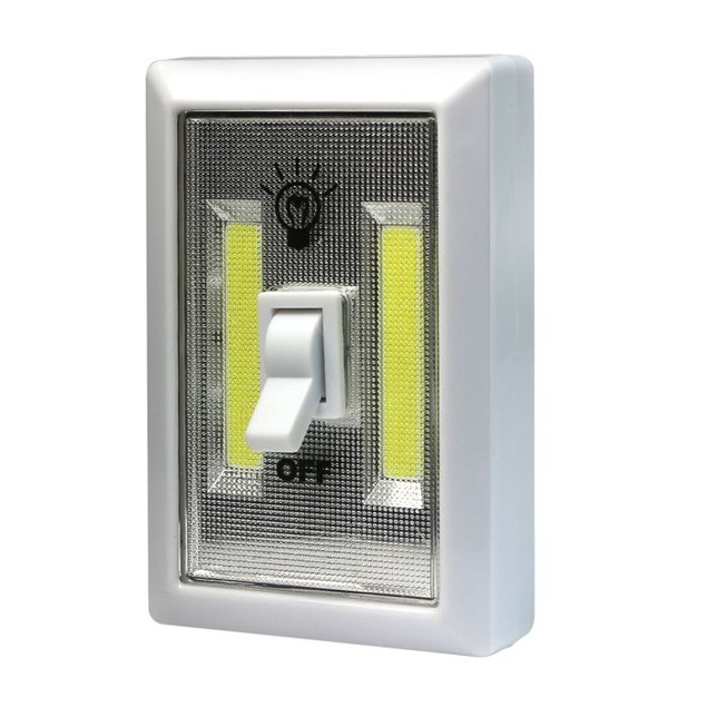 4-Pack LED Portable Light Switch