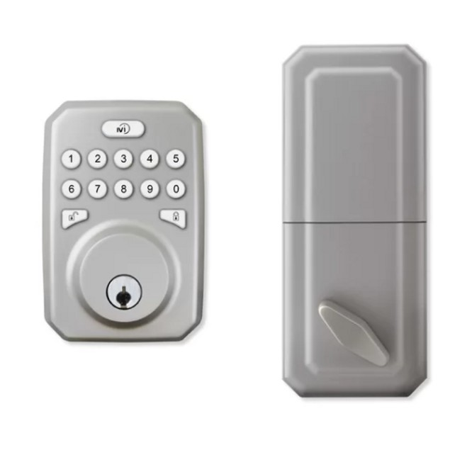 MiLocks Smart Lock, Hub & Sensor Bundle (Control Lock From Anywhere)