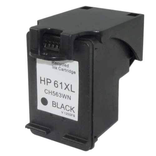 Green Project Compatible Canon HP 61XL (High Yield) - Black