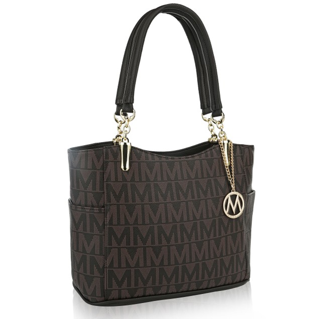 MKF Collection Braylee M Signature Tote by Mia K.