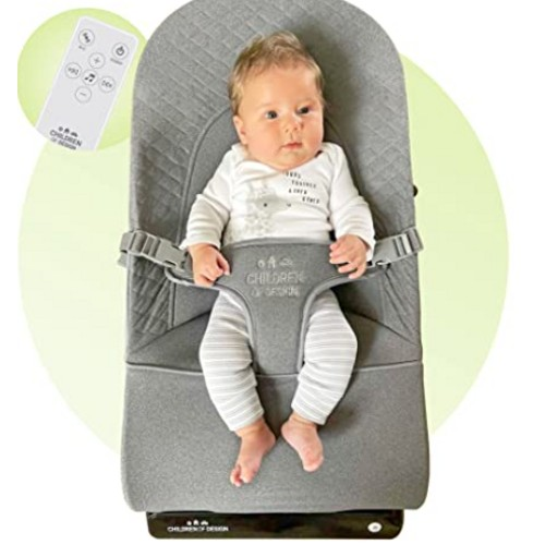 Children of Design Electric Baby Bouncer for Babies