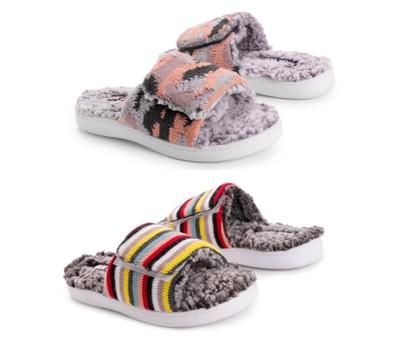 MUK LUKS Women's Janis Slide Slippers Was: $28 Now: $16.99.