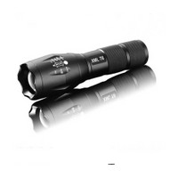 5 Mode-High Lumen LED Tactical Flashlight
