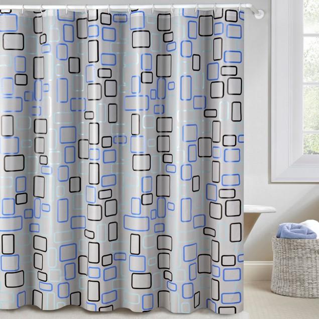 "Ruthy's Textile Peva Shower Curtain 72"" X 72"""