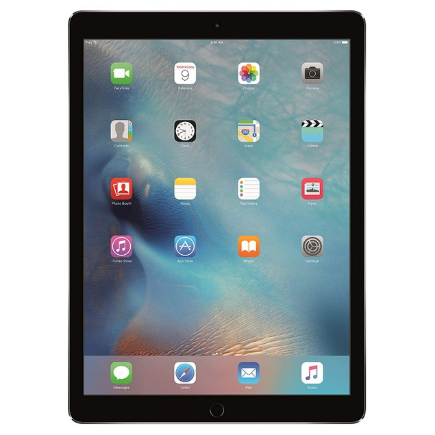 Apple iPad Pro 9.7'' MLMV2LL/A (128GB, WiFi, Black)