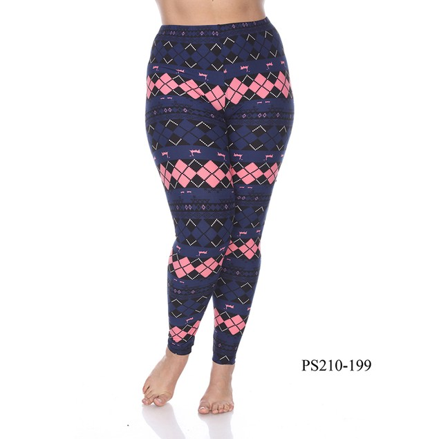Soft and Comfy Holiday Leggings - 18 Prints (S-3X)