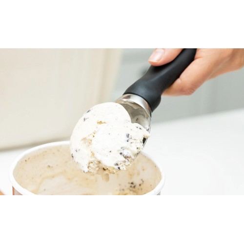 Premium Ice-cream Scooper with Comfortable Grip Handle