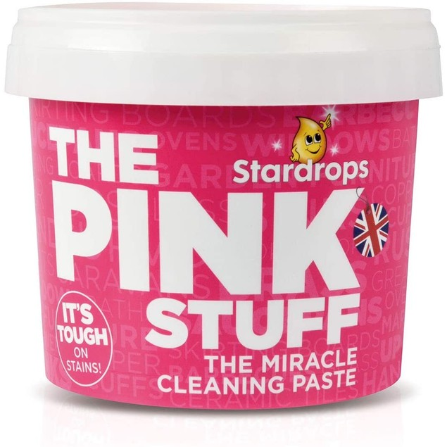3-Pack Bundle Stardrops – The Pink Stuff – The Miracle Cleaning Paste