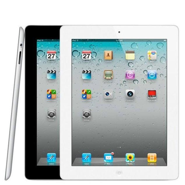 "Apple 9.7"" iPad 2 Black or White (16GB, WiFi) - Grade A"