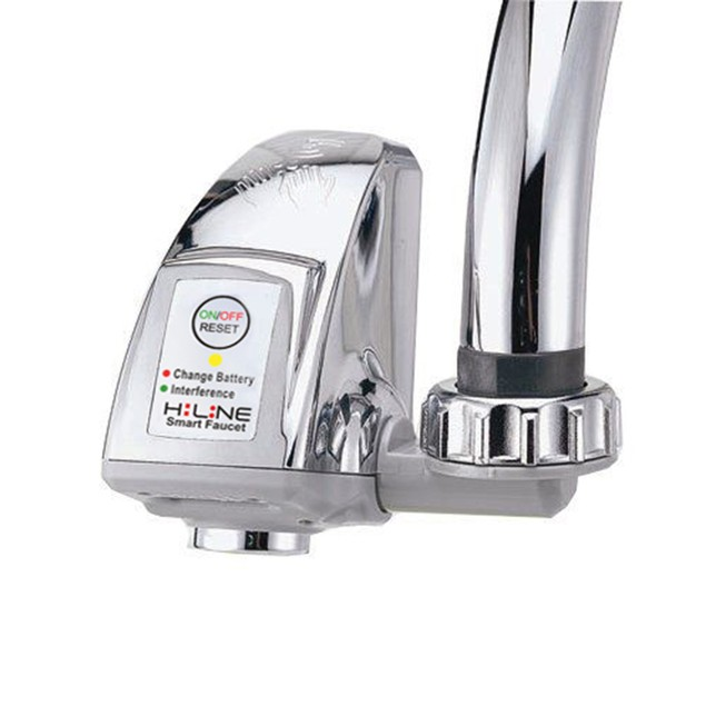SmartFaucet Automatic Faucet Adapter - installs in 2min - As Seen on TV