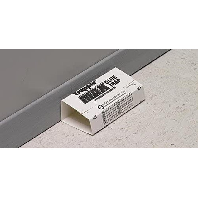 24 Pack - Trapper Max Mouse & Insect Glue Boards