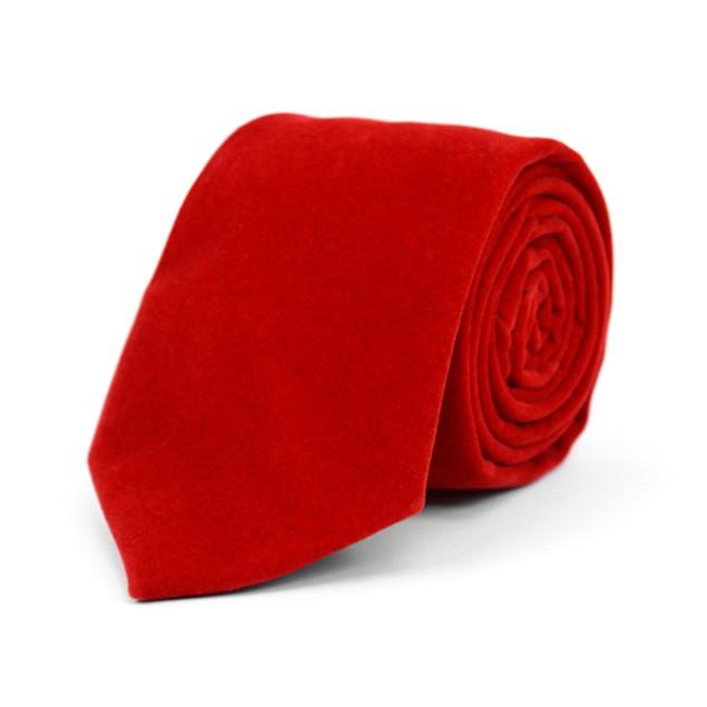 Men's Velvet Tie