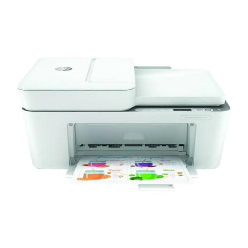HP DeskJet Plus 4140 All-in-One Color Printer (Copy, Print, Scan)