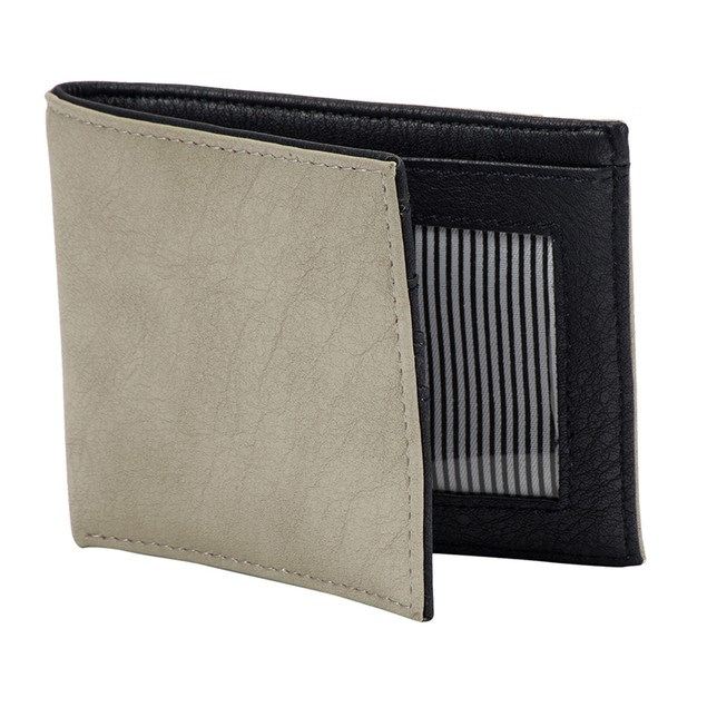 The Breaker RFID Blocking Leather Wallet