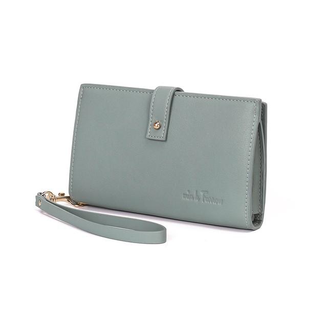 MKF Collection Daria Wristlet Wallet by Mia K. Farrow