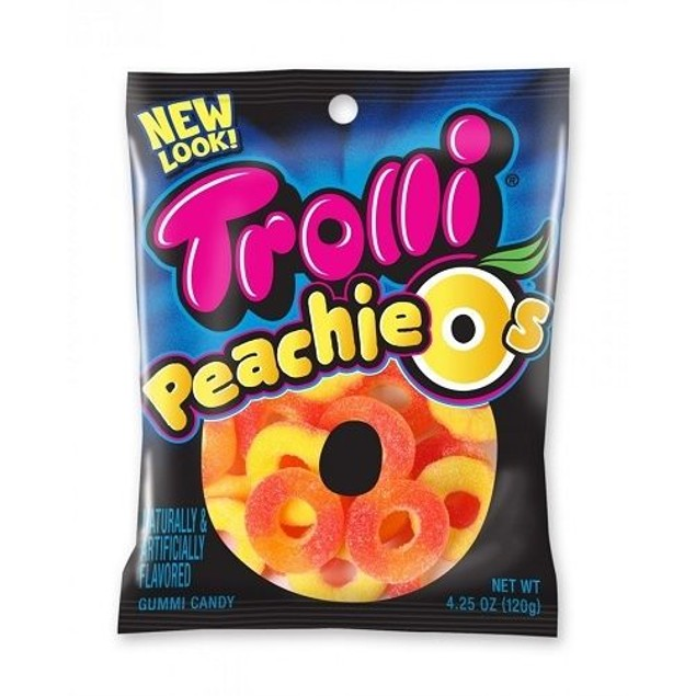 Trolli Peachie O's Gummy Candy