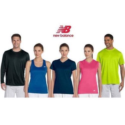 New Balance - Men's & Women's Performance T-Shirts