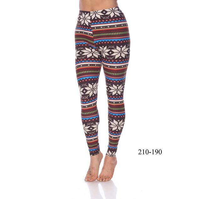 Soft and Comfy Leggings - 18 Prints (S-3X)