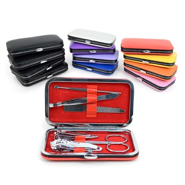 3-Pack Assorted Boxed Travel Grooming Sets