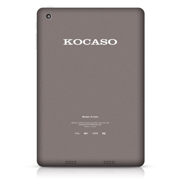 "Kocaso K-Mini 7.9"" 8GB Quad-Core Bundle - Black"