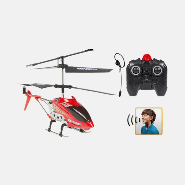 GYRO Heli Command 3.5CH Electric RTF Voice Control RC Helicopter