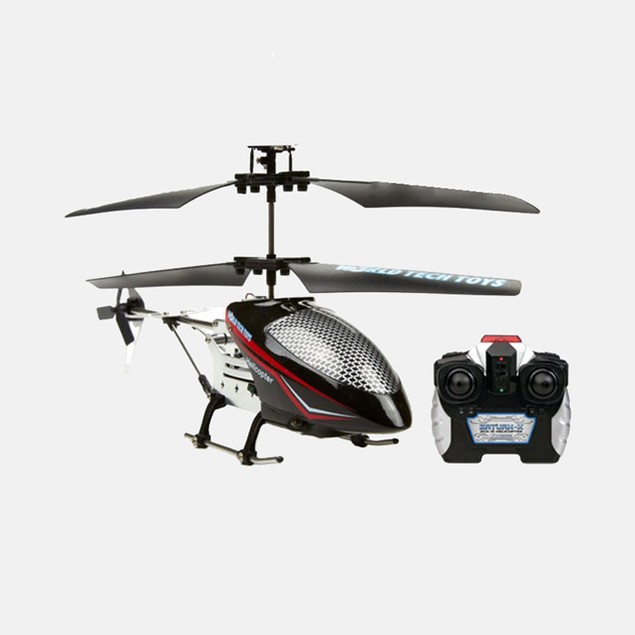 Saturn-X 2CH IR RC Micro Helicopter