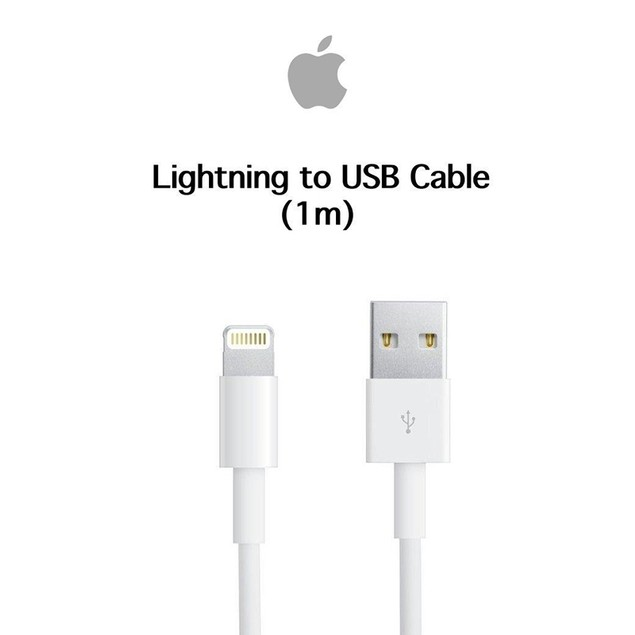 Apple Original Lightning To USB Cable MD818AM/A