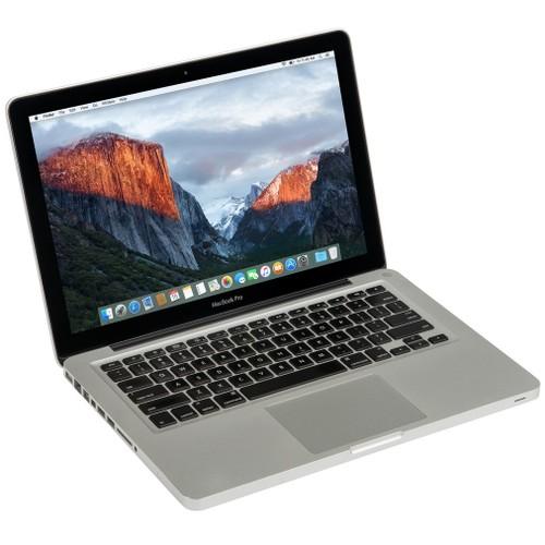 """Apple 13.3"""" MacBook Pro MD313LL/A (Intel Core i5, 4GB RAM, 500GB SSD)"""