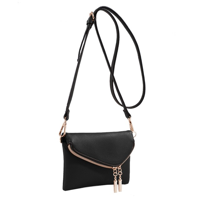 MKF Collection Celebrity Style Saddle Bag by Mia K.