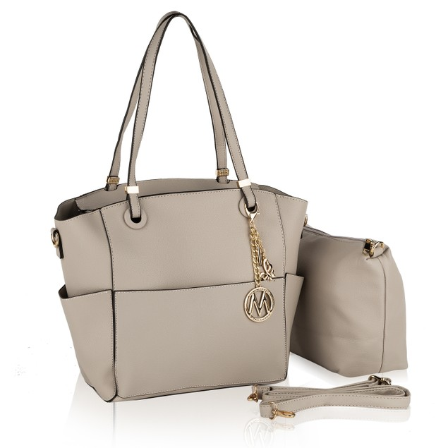 MKF Collection Nena Tote Bag with Pouch by Mia K.