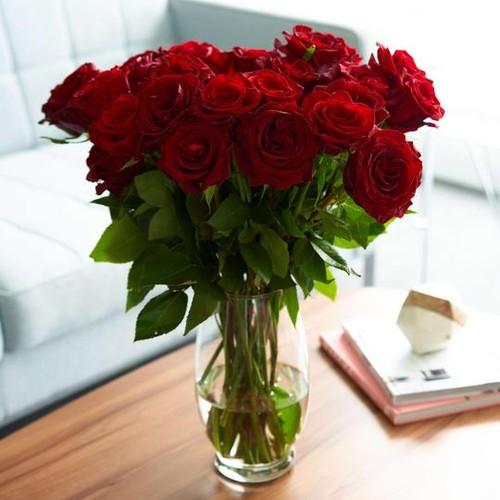 Luxury Long Stem Roses from Rose Farmers ($15 voucher for $40 value)