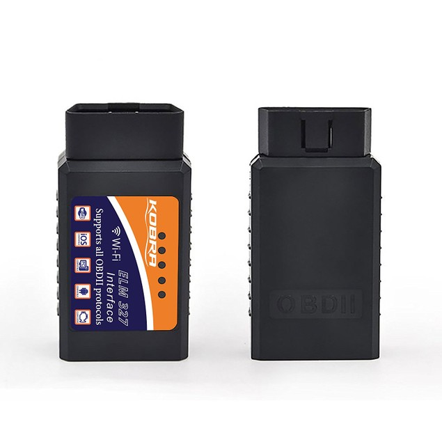 KOBRA Wireless OBD2 Car Code Reader Scan Tool- IOS AND Android Compatible