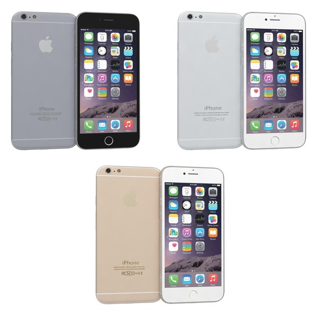 Apple iPhone 6 Unlocked 128GB (Black, White or Gold)