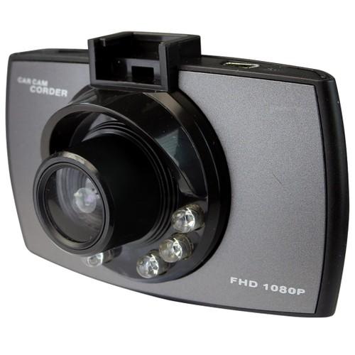 HD DVR Dash Camera with 4GB Memory Card & Accessories