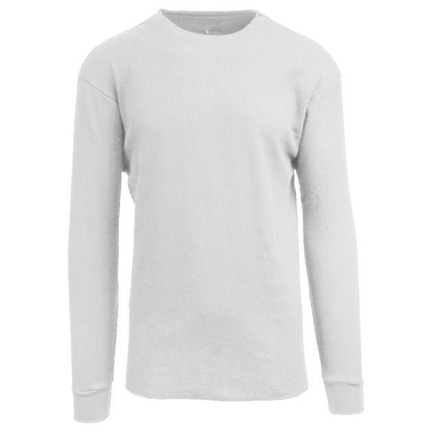 Men's Long Sleeve Thermal Shirts