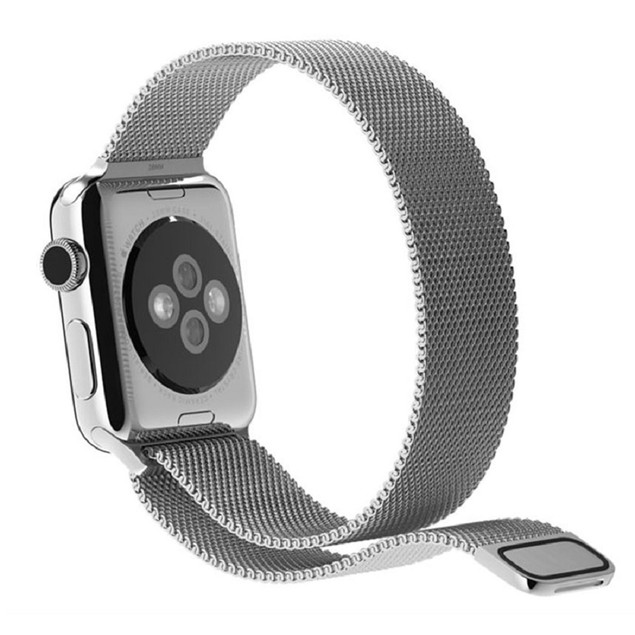 Waloo Milanese Loop Stainless Steel Apple Watch Band