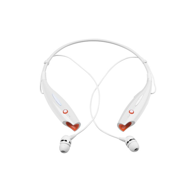 iBasics Bluetooth 4.0 Wireless Sports Edition Stereo Headphones