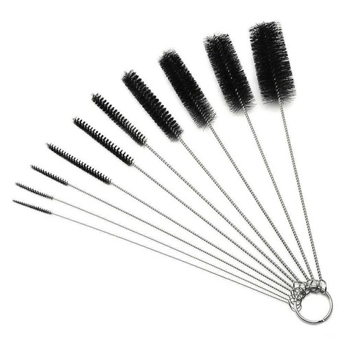Non-Scratch Multi-Functional Cleaning Brush Set