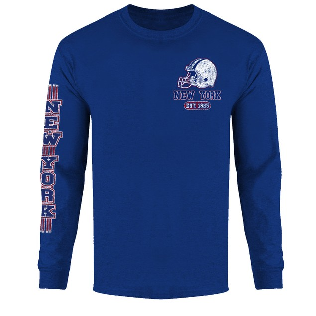 Men's Game Day Football Long Sleeve Shirts